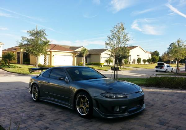 Nissan Silvia S15 For Sale Usa Ebay Craigslist Ad